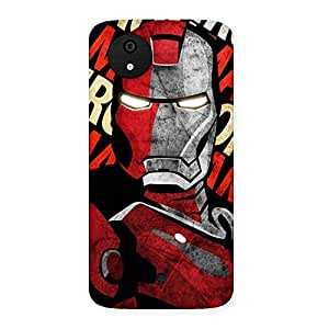 Special Premier LP Print Multicolor Back Case Cover for Micromax Canvas A1