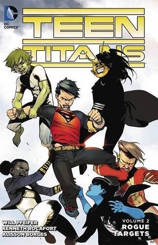 Teen Titans, Vol. 2: Rogue Targets