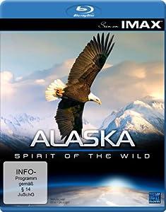 Seen On IMAX: Alaska - Spirit Of The Wild [Blu-ray]