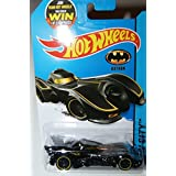 2015 Hot Wheels Hw City - Batman Live! Batmobile