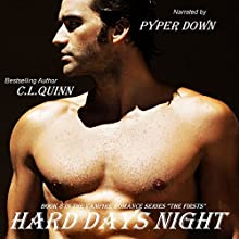Hard Days Night: The Firsts, Book 8 (       UNABRIDGED) by C.L. Quinn Narrated by Pyper Down