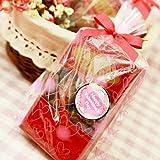 チョコっと煎餅(バレンタインバージョン)