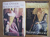 Philippa Gregory The Other Boleyn Girl, The Virgin&#39;s Lover (2 Paperbacks)