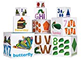 World of Eric Carle, The Very Hungry Caterpillar Stacking/Nesting Blocks by Kids Preferred