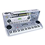 Electronic Keyboard 54 Key Musical Piano With Microphone Model 5407