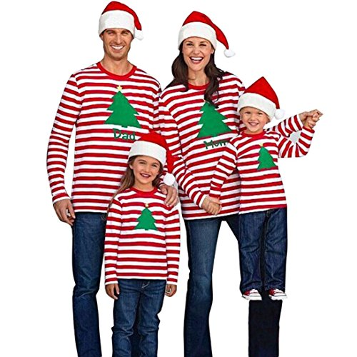 Xmas  (Red Striped Shirt Costume)