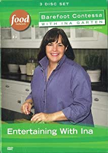 Barefoot contessa with ina garten entertaining with ina ina garten n a movies tv - Barefoot contessa cooking show ...