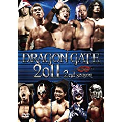 DRAGON GATE 2011 2nd season [DVD]