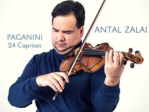 Antal Zalai - Paganini 24 Caprices - complete - Season 1