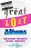 Great Lost Albums (English Edition)