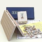 将棋セット ミニ折将棋盤と優良押駒のセット