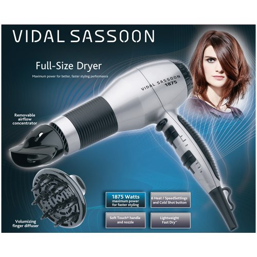 vs sassoon vsm837a how to clean