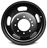 New 17 Inch Dodge Ram 3500 DRW Dually 8 Lug Replacement Wheel Rim 17x6 Inch 8 Lug 121mm Center Bore 136mm Offset