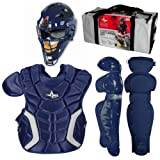 ALL-STAR CK912PS Player's Series Catcher's Kit in Your Choice of 4 Colors by All-Star