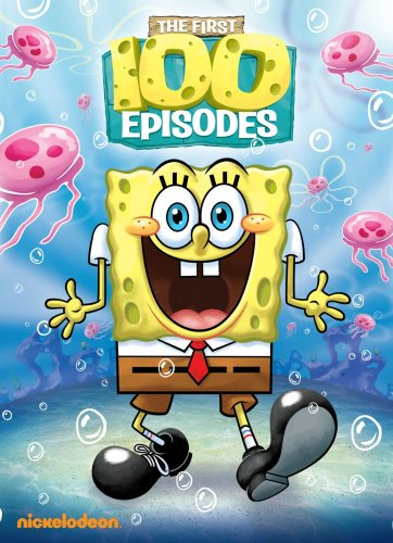 SpongeBob SquarePants: The First 100 Episodes (Spongebob Dvd Season compare prices)
