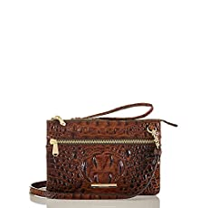 Jillian Crossbody<br>Pecan Melbourne