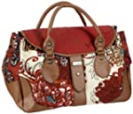 Borsa Donna Desigual Bols Bag Red Flo...