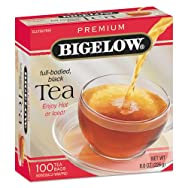 Single Flavor Tea, Premium Ceylon, 100 Bags/Box