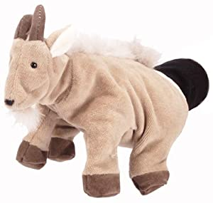 Amazon Com Hape Beleduc Goat Glove Puppet Toys Amp Games