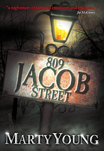Don't miss this flash price cut on the Winner of the Australian Shadows Award for best horror novel! 809 Jacob Street By Marty Young – $1.99 or Free with Kindle Unlimited