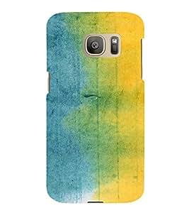 PrintVisa Vintage Art Pattern 3D Hard Polycarbonate Designer Back Case Cover for Samsung Galaxy S7