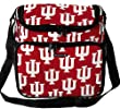 IU Indiana University Hoosiers Diaper Bag by Broad Bay