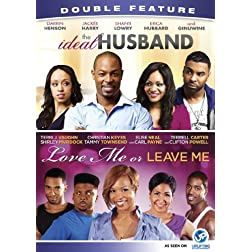 Double Feature (Love Me or Leave Me, The Ideal Husband)