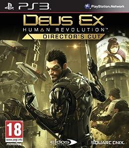 Deus Ex: Human Revolution - Director's Cut (PS3)