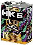HKS SUPER OIL Premium スーパーオイルプレミアム SN 10W40 4L 52001-AK110