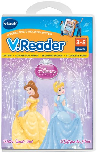 Imagen de VTech - V.Reader Software - Princesa de Disney