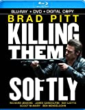 51NrOH2mNwL. SL160  Killing Them Softly (Bly ray + DVD + Digital Copy + UltraViolet) [Blu ray]