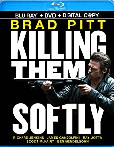 Killing Them Softly (Bly-ray + DVD + Digital Copy + UltraViolet) [Blu-ray]