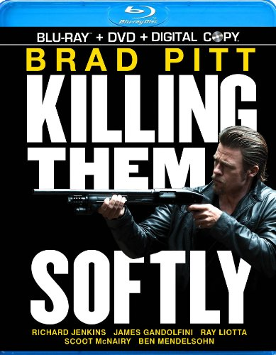 Killing Them Softly (Bly-ray + DVD + Digital Copy + UltraViolet) [Blu-ray] Cover Art