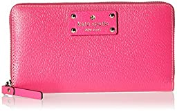 Kate Spade Wellesley Neda Bougainvillea Clutch Wallet