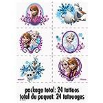 Disney Frozen Temporary Tattoo Sheets...