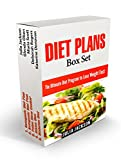 Diet Plans Box Set: The Ultimate Diet Program to Lose Weight Fast (Diet Plans, diabetes diet plan, Paleo Slow Cooker)