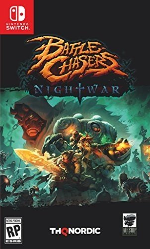 Buy Nightwar Battle Chasers Now!