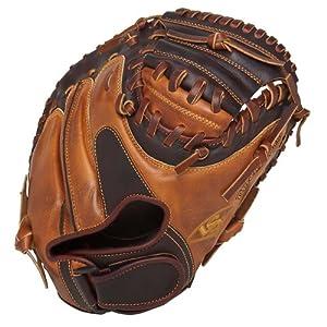 Buy Louisville Slugger 2014 Omaha Pro Catchers Gloves Fgop14bncm1 2-Piece Web by Louisville Slugger