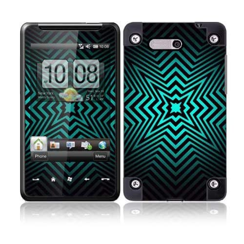 Star Struck Protective Skin Cover Decal Sticker for HTC HD Mini Cell Phone