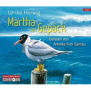 Tante Martha im Gepäck: 4 CDs