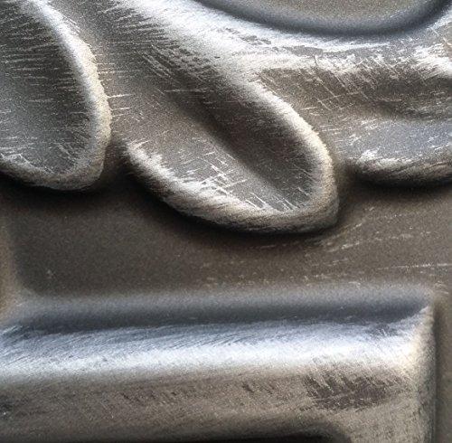 PL15en plusieurs finitions disponibles: 3D Étain plafond carrelage Relief étain ancien café Pub Shop Art Décoration murale panneaux 10pieces/Lot