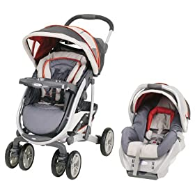 Graco Quattro Tour Sport Travel System in Boone