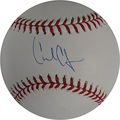 Carl Crawford Hand Signed Autographed Major League Baseball Los Angeles Dodgers