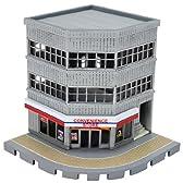建物コレクション 建コレ133 交差点の建物A