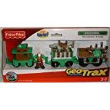 GeoTrax Push Vehicle with Ironface & Irving - The Stubborn Team