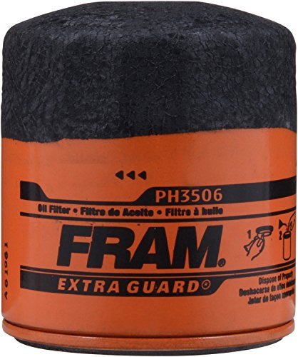 Fram PH3506 Extra Guard Passenger Car Spin-On Oil Filter (2001 Silverado Oil Filter compare prices)
