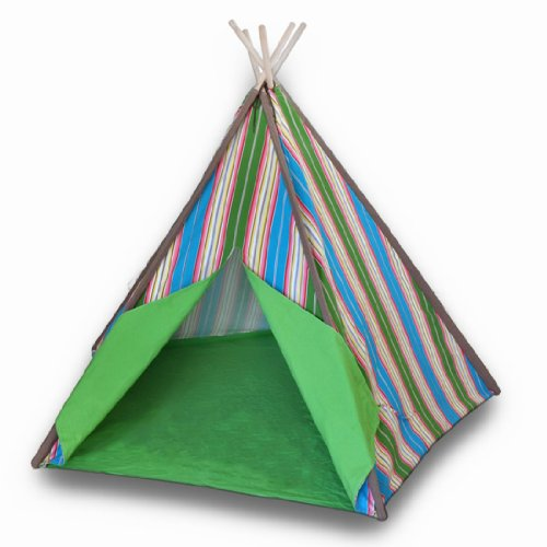Kids Teepee Tent front-113157