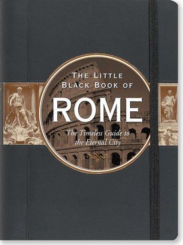 The Little Black Book of Rome, 2016 Edition - Vesna Neskow