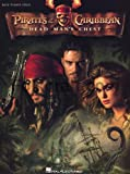 Hal Leonard Pirates Of The Caribbean - Dead Man's Chest For Easy Piano Solo (Standard)
