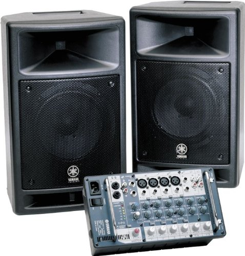 Yamaha Stagepas I Pa System Review
